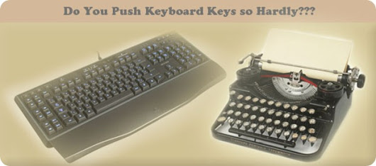 Computer Keyboard, Is Like a Typewriter???... ~ TITANS COMPUTER