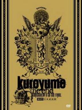 [MUSIC VIDEO] 黒夢 – kuroyume the end CORKSCREW A GO GO! FINAL (2009/03/25)