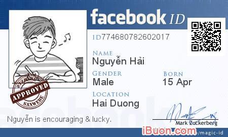Ảnh mô phỏngXác định Id Facebook, địa chỉ facebook và Fanpage của bạn như thế nào? - xac-dinh-id-facebook-ca-nhan