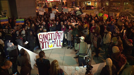 'Sanctuary' jurisdictions reconsider in the face of  Trump's funding cuts