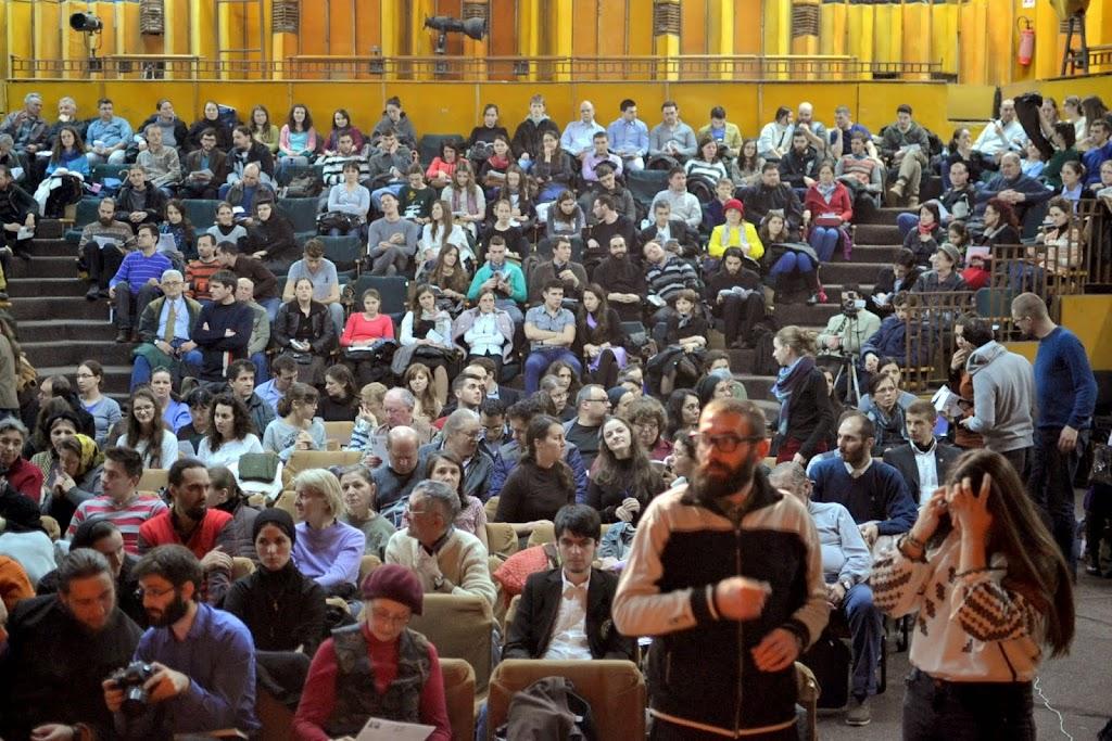 006 Avva Justin Parvu si Sfintii inchisorilor (Teatrul Luceafarul, Iasi, 2014.03.19)