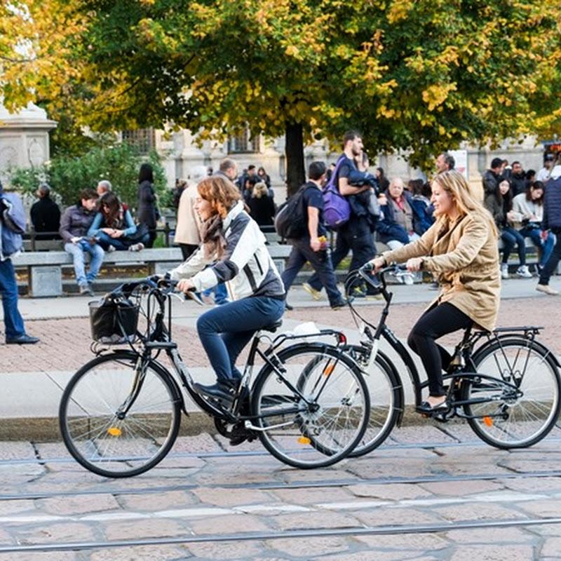 In America Latina sempre più pendolari preferiscono la bicicletta come mezzo di trasporto.