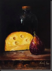 Cheese and Fig 1 small