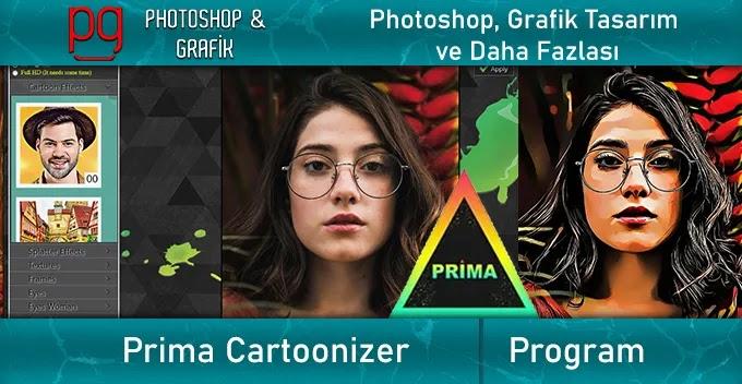 Prima Cartoonizer | Fotoğraflarınızı Sanat Eserine Dönüştürün