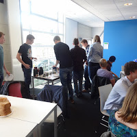 2014-04-23 Meeloopdag + borrel