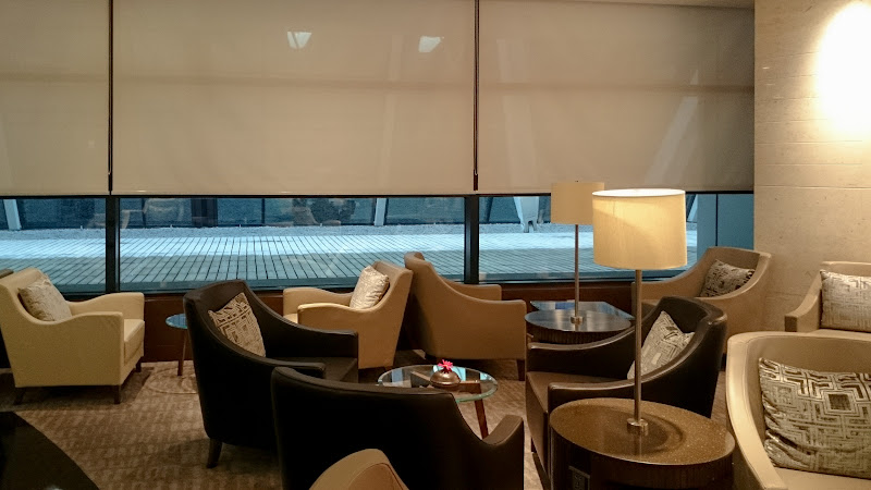 PVG%252520SIN 14 - REVIEW - Air China First Class Lounge, Shanghai PVG