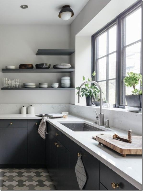 case e interni - stile scandinavo a new york - colore grigio - blu (3)