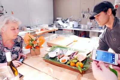 Nodoguro Hardcore Sushi Omakase 1/31/2016