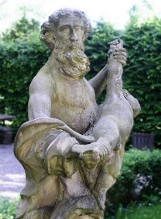 Statue of Cronus TItan