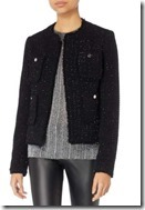 Michael Kors Frayed Tweed Jacket[1]