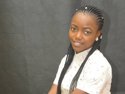 Meet Olaoye Deborah Ayomide popularly known as Slimzy Dazzy; another raw talent introduces herself to Exclusiveclue