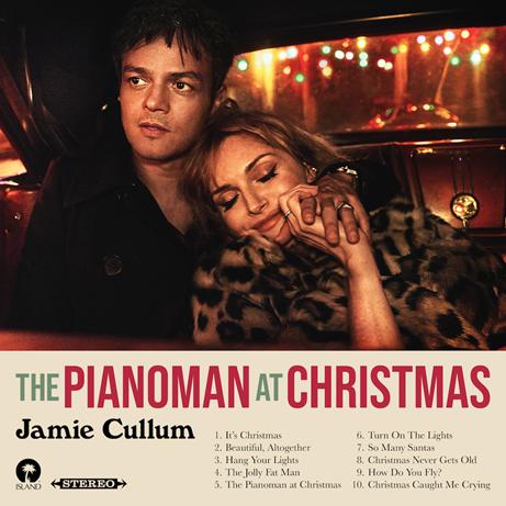 Jamie Cullum comparte su album navideño.