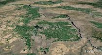 Quincy Basin (GoogleEarth views)