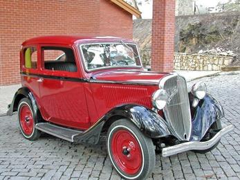 Simca Fiat 6 CV 1935