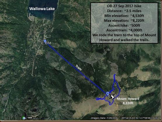 Wallowa Lake-27 Sep 2017-hike