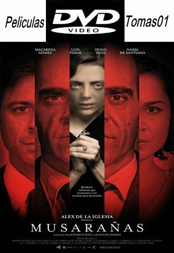 Musarañas (2014) DVDRip