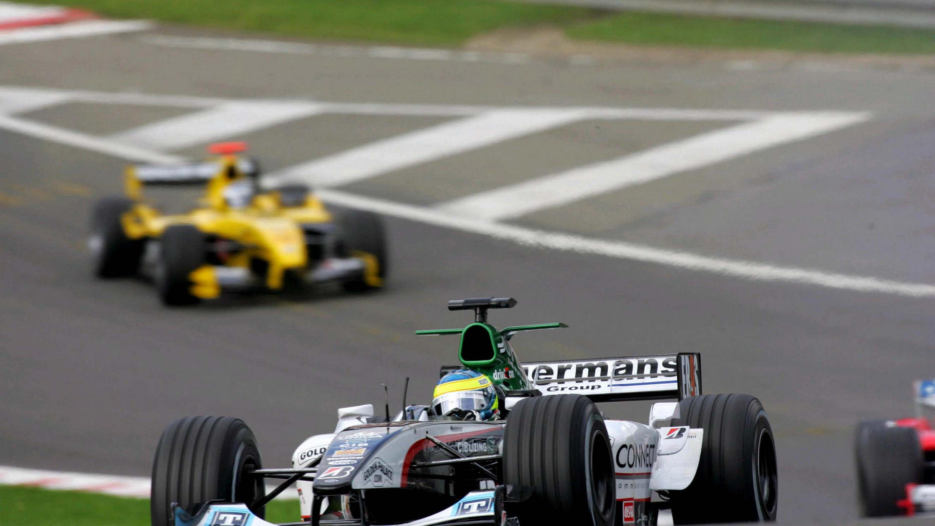 Hd Wallpapers 2004 Formula 1 Grand Prix Of Belgium F1