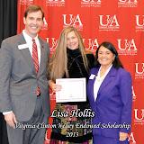 Scholarship Ceremony Spring 2013 - Virginia%2BClinton%2BKelley%2BEndowed%2BScholarship%2B-%2BLisa%2BHollis%2Bcopy.jpg
