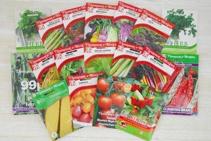 T&M vegetable seeds CREDIT THOMPSON & MORGAN_web