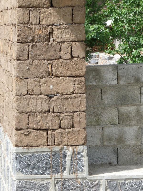 murs en terre