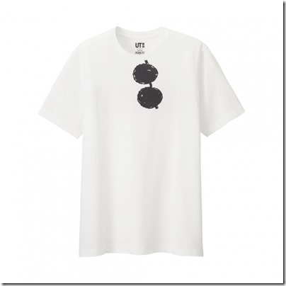 Uniqlo UT MEN Peanuts Short Sleeve Graphic T-Shirt 07