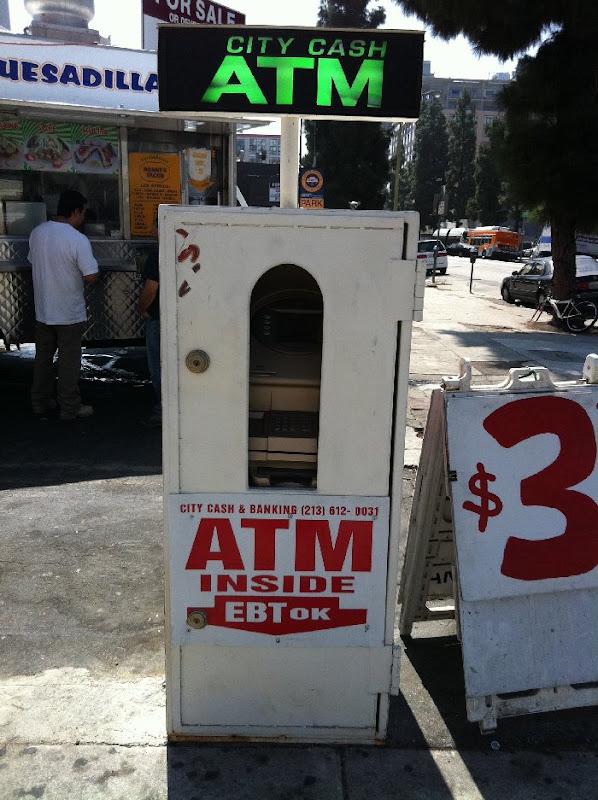 ebt machine