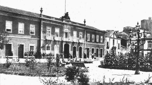 Registo civil(actual Câmara Municipal)
