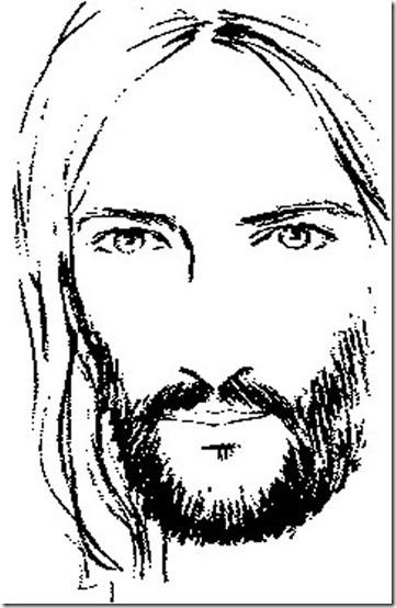 rostro de jesus en blanco y negroif (3)