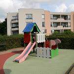 Jardin d'enfants, Mail des Saules
