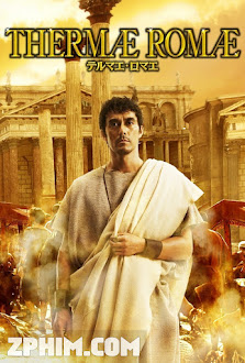 Phòng Tắm Kiểu Rome - Thermae Romae (2012) Poster