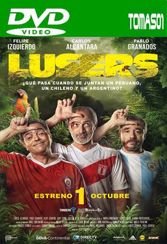 Lusers, los amigos no se eligen (2015) DVDRip