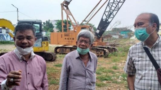 Ribuan Pedagang Keluhkan Revitalisasi Pasar Senen Mangkrak, Pedagang Tagih Janji Gubernur Anies Baswedan
