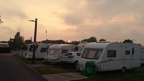 Camping  at Venture Caravan Park
