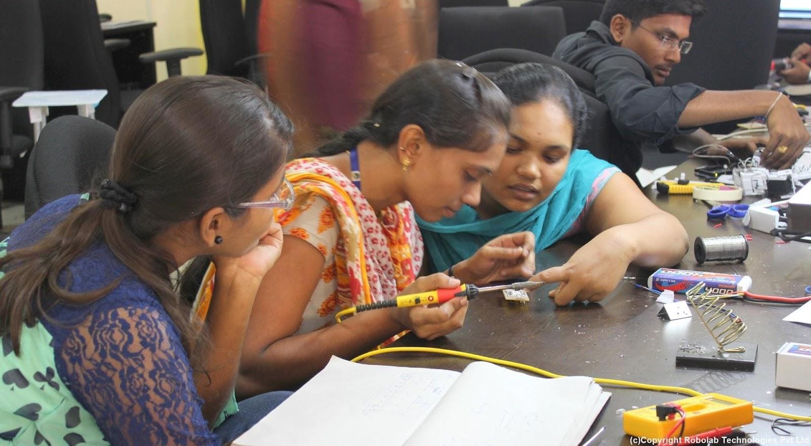 Marri Laxman Reddy Institute of Technology, Hyderabad Robolab (3).jpg