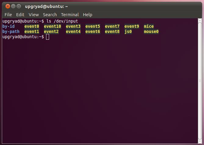 Upgrayd: Logitech Dual Action USB Gamepad Interface Using Python