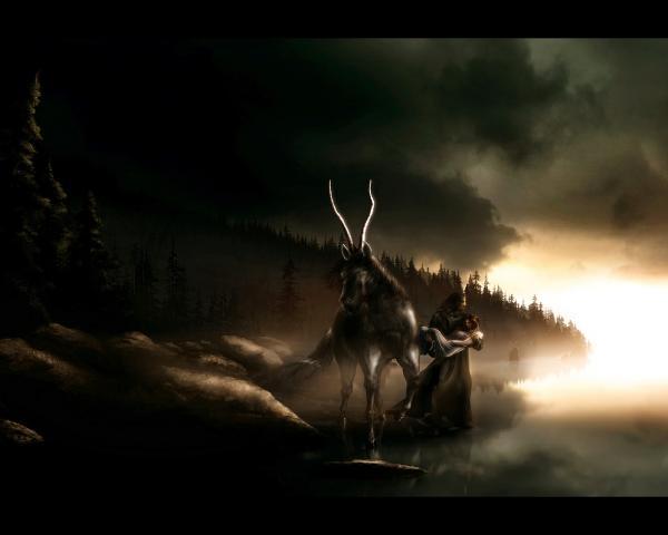 Mysterious Lands Of Dream, Magick Lands 1