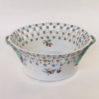 Royal Copenhagen 19th Century Bowl