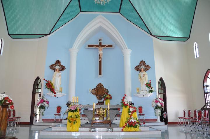 Khánh thành nhà thờ Hoà mục - giáo xứ Phù Cát