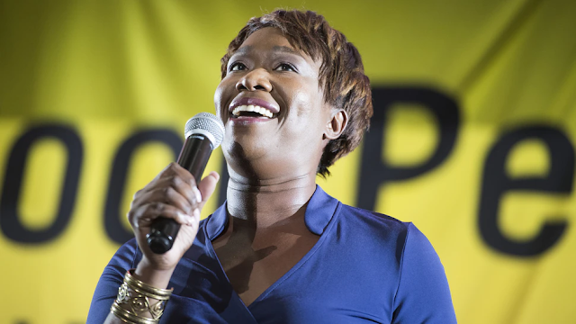 People On 'Right' Would Trade Tax Cuts For Ability To Openly Say 'N' Word, Joy Reid Claims