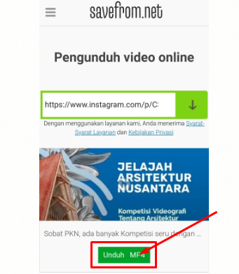 Download Video Instagram Tanpa Aplikasi Termudah 2021