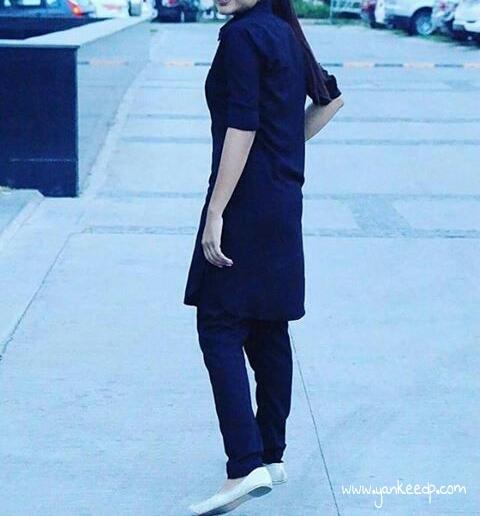 girl in kurta pajama