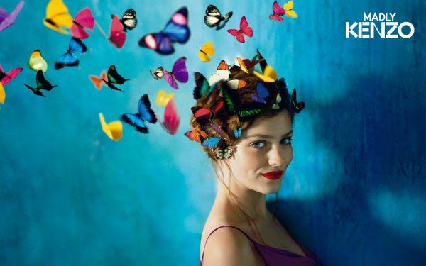 Kepala yang dipenuhi kupu-kupu = merupakan simbol pikiran yang diambil alih oleh program monarki.