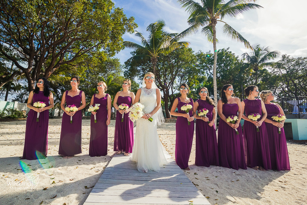 all inclsuive beach weddings