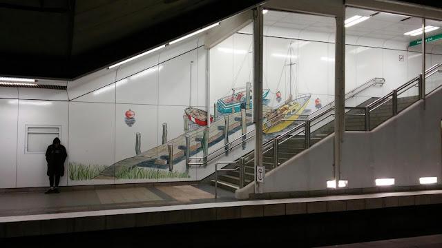U-Bahn Station Schippelsweg