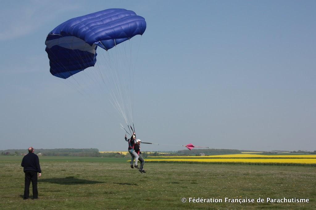 parachutisme a l'etranger