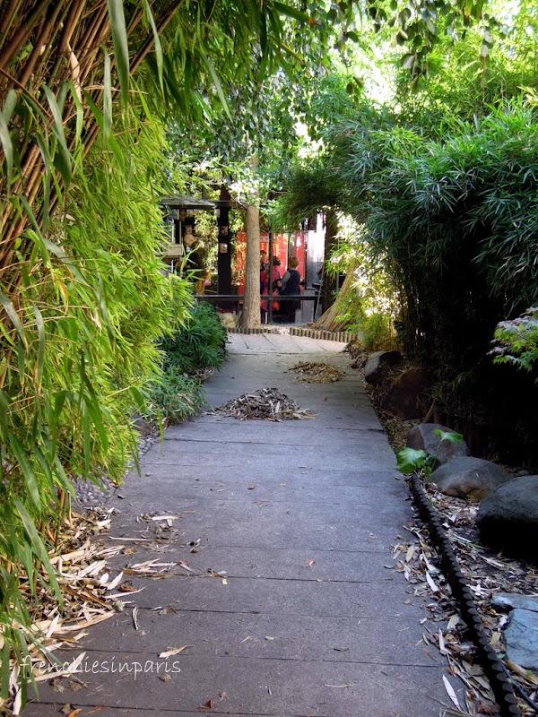 Un jardin oriental frenchies in paris for Jardin oriental
