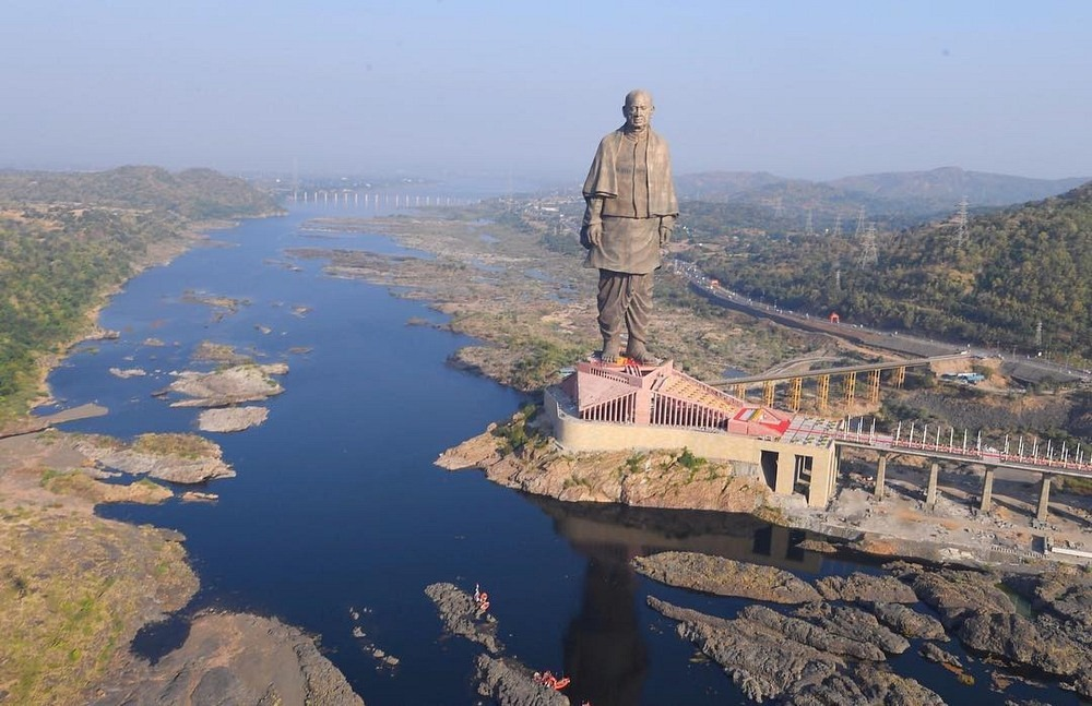 statue-of-unity-india-210?imgmax=1600 India Unveils World's Tallest Statue Random