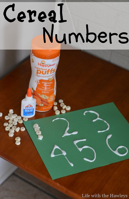 Cereal Numbers-2