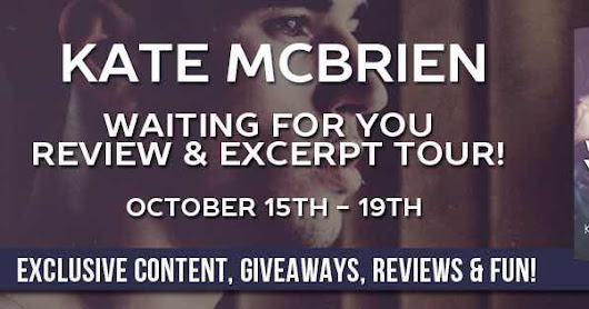 Blog Tour Promo ft. Giveaway—Waiting for You by Kate McBrien | The Lovely Books