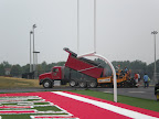 Lawrence North High School Track - Asphalt Overlay